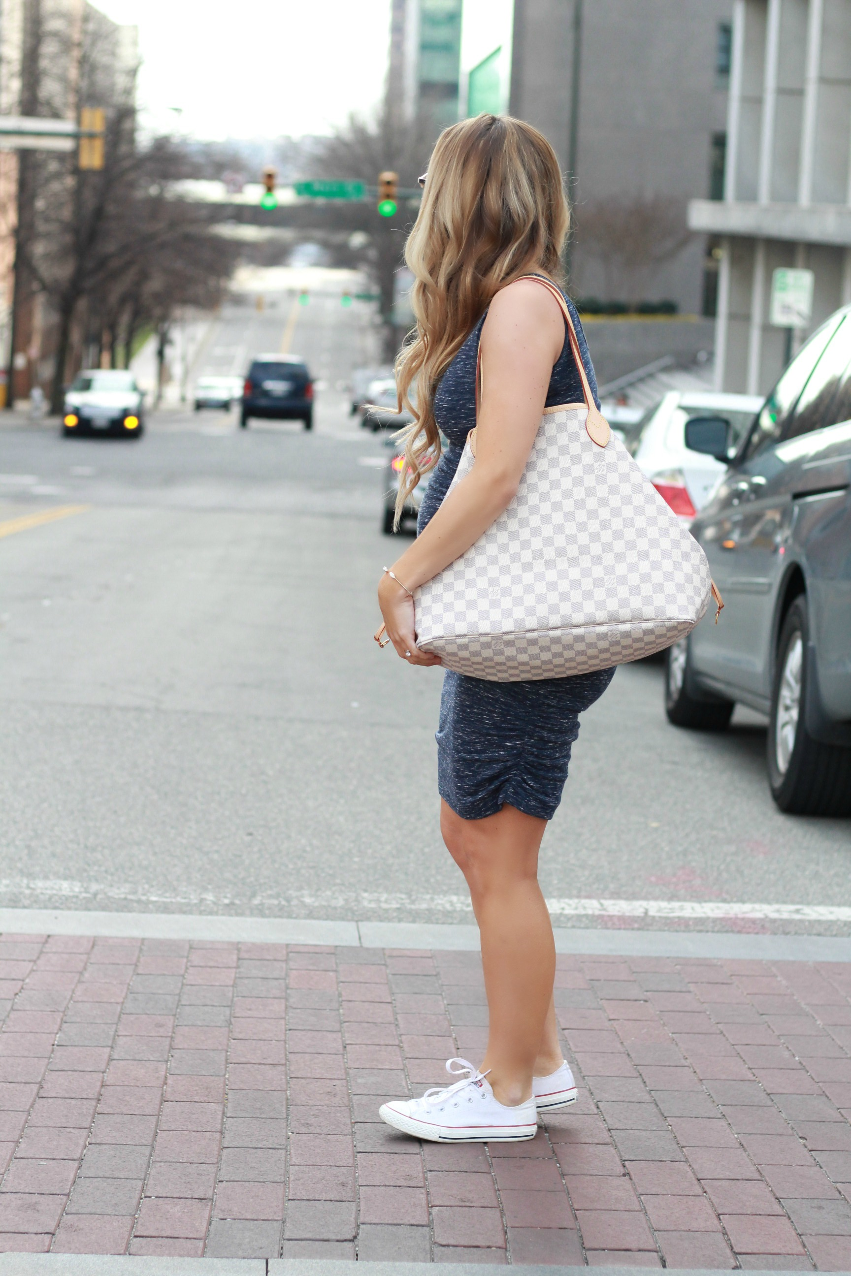 Comfy Maternity Dress