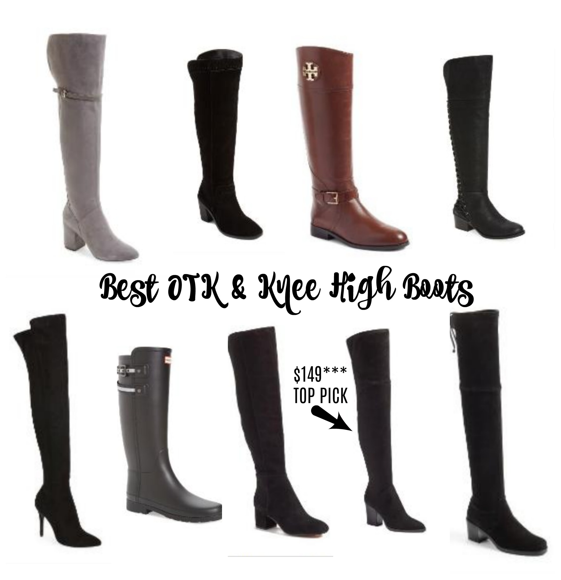 Best OTK Boots of the NSale