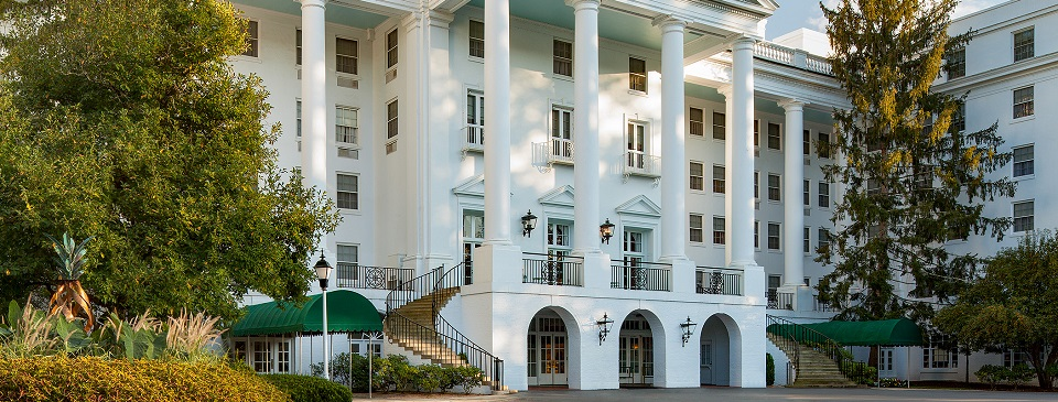 The Greenbrier Resort & Hotel